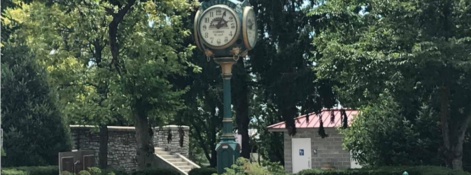 Clock Tower Summer 2018
